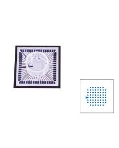 60MEA100/10iR-Ti-gr (with glass ring)